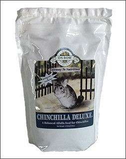 Oxbow Chinchilla Deluxe 5lb Chinchilla