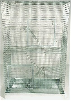 Martin's Chinchilla Highrise Cage ( FC-430HR ) Chinchilla