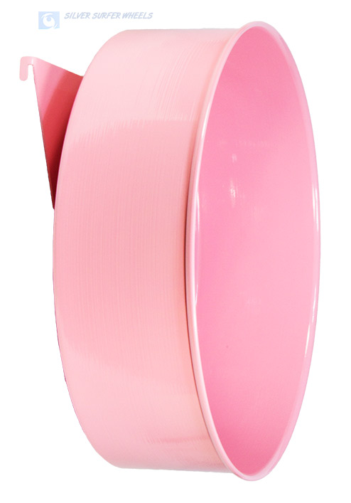 "14"" Princess Pink Chinchilla Exercise Wheel"