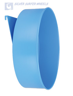 "14"" Deja Blue Chinchilla Exercise Wheel"