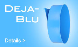 Deja Blu Exercise Wheel